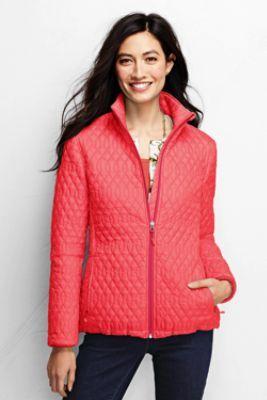 66a8c6cdc4fe Women s PrimaLoft Packable Jacket from Lands  End Soooo Cool packable  jacket https