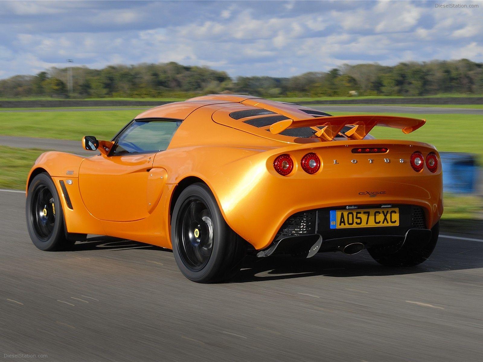 Lotus Exige S Lotus Exige Lotus Concept Cars