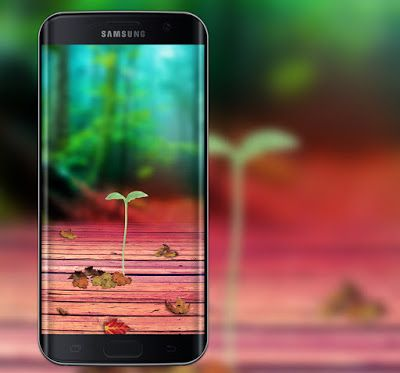 Seeds Sprouting Wallpaper Samsung Galaxy J7