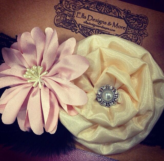 Custom hair accessories for all ages and occasions. $10.99