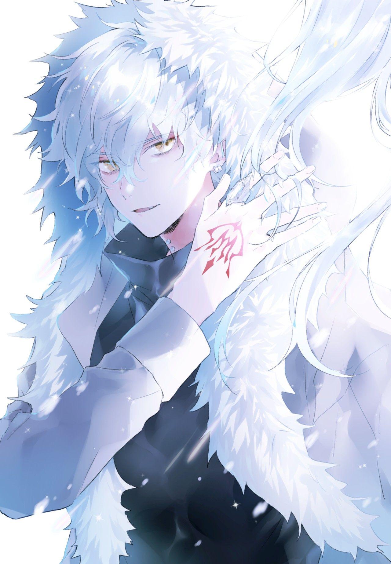 Kadoc Zemlupus Fate Grand Order Cool Anime Guys Dark Anime Anime Guys