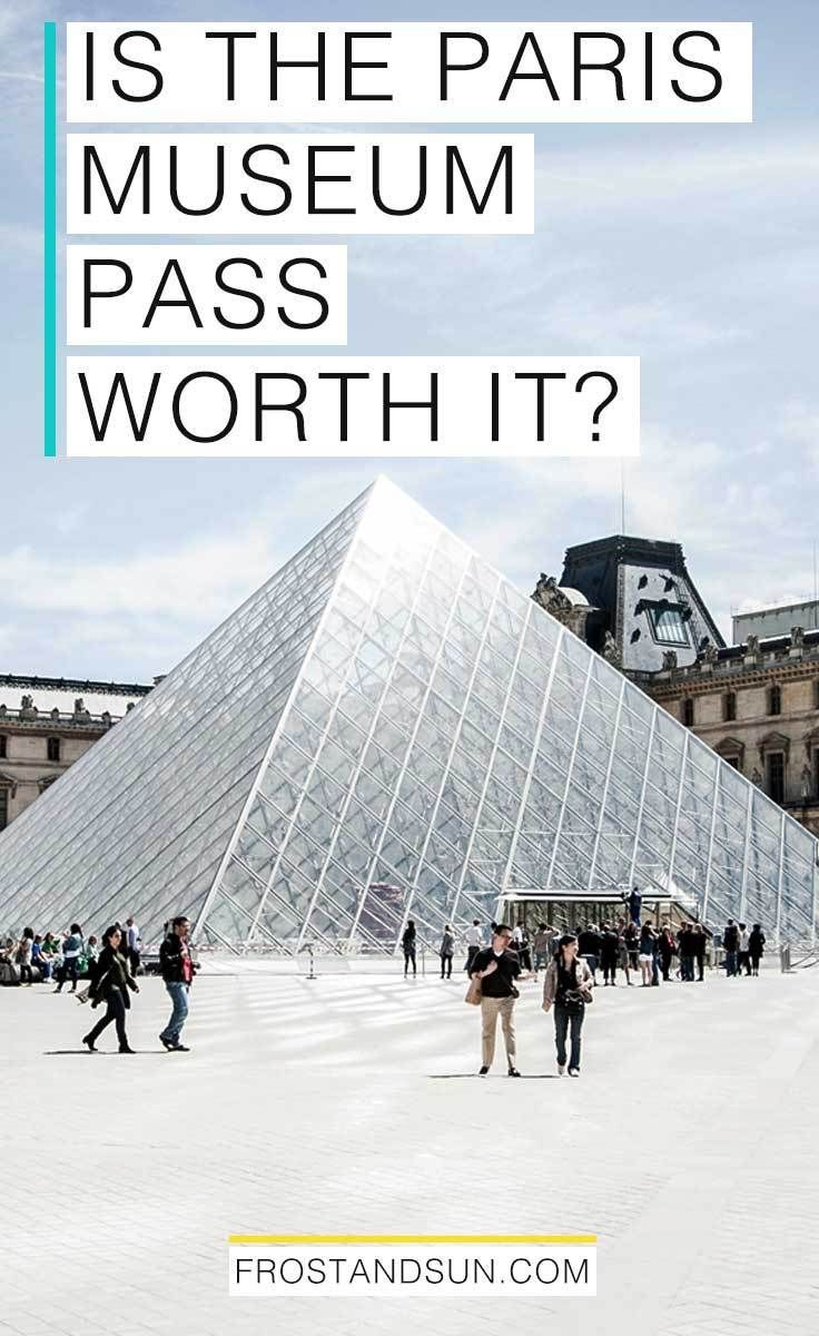 Wondering if the Paris Museum Pass is worth the cost? Learn more about this  all-in-one card for Paris visitors. #parism… | Paris travel, France travel,  Visit france
