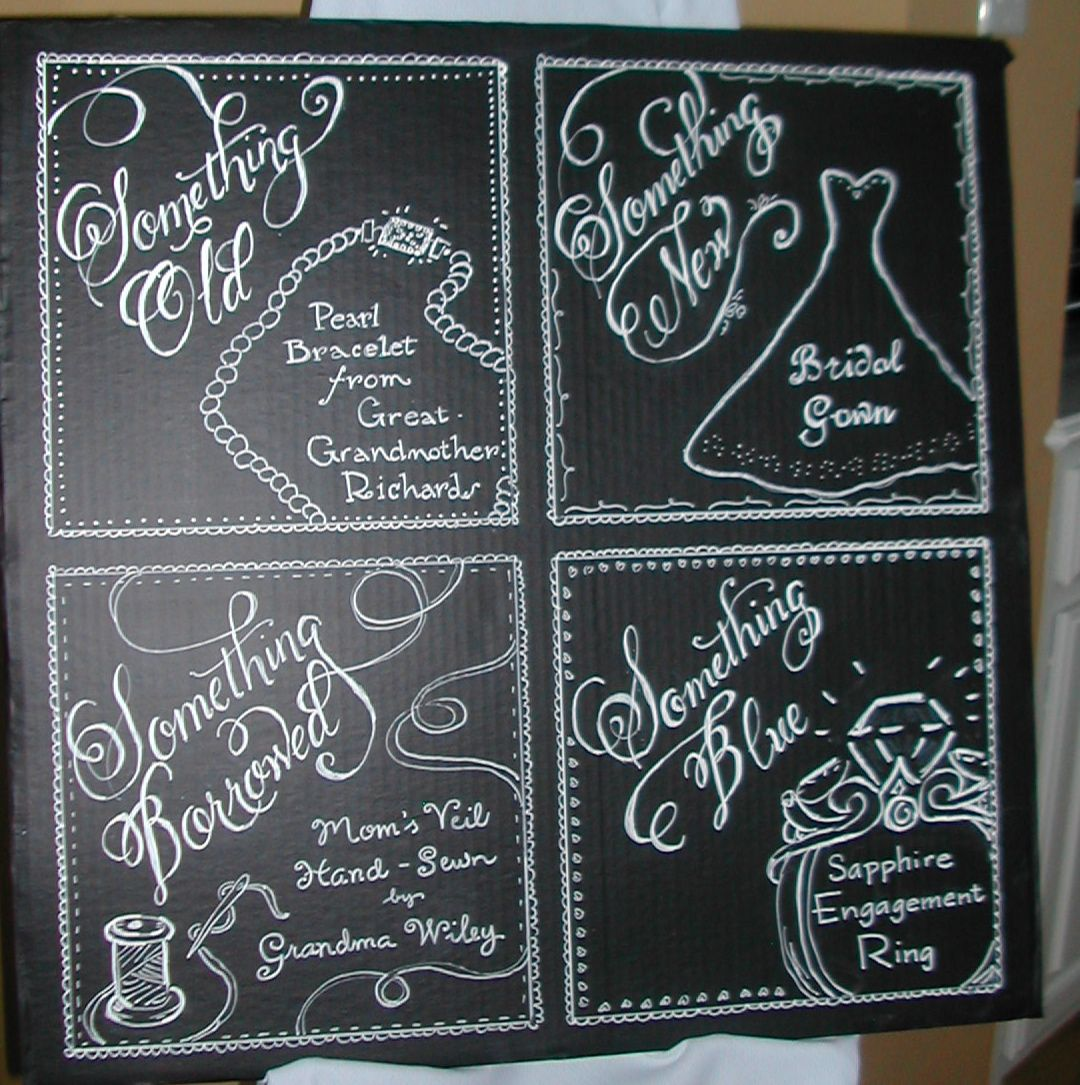 More Diy Chalkboard Wedding Signs Wedding Signs Chalkboard