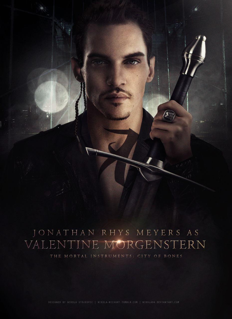 Valentine Morgenstern Book