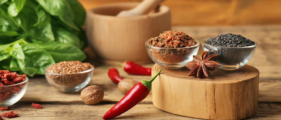 Seven Spice Blends You Can Make at Home