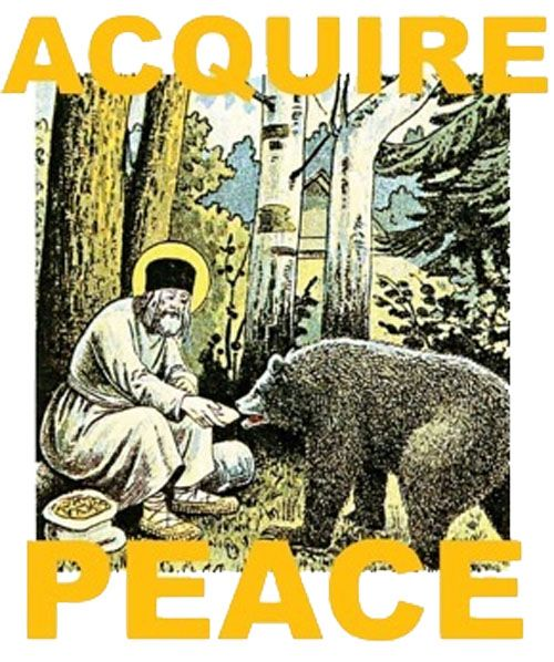 Acquire Peace T-Shirt