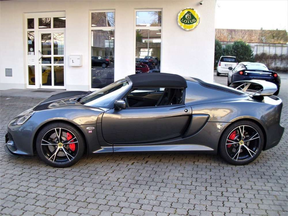 2016 Lotus Exige 350 Sport Coupe Roadster Soft Top Tags 2016
