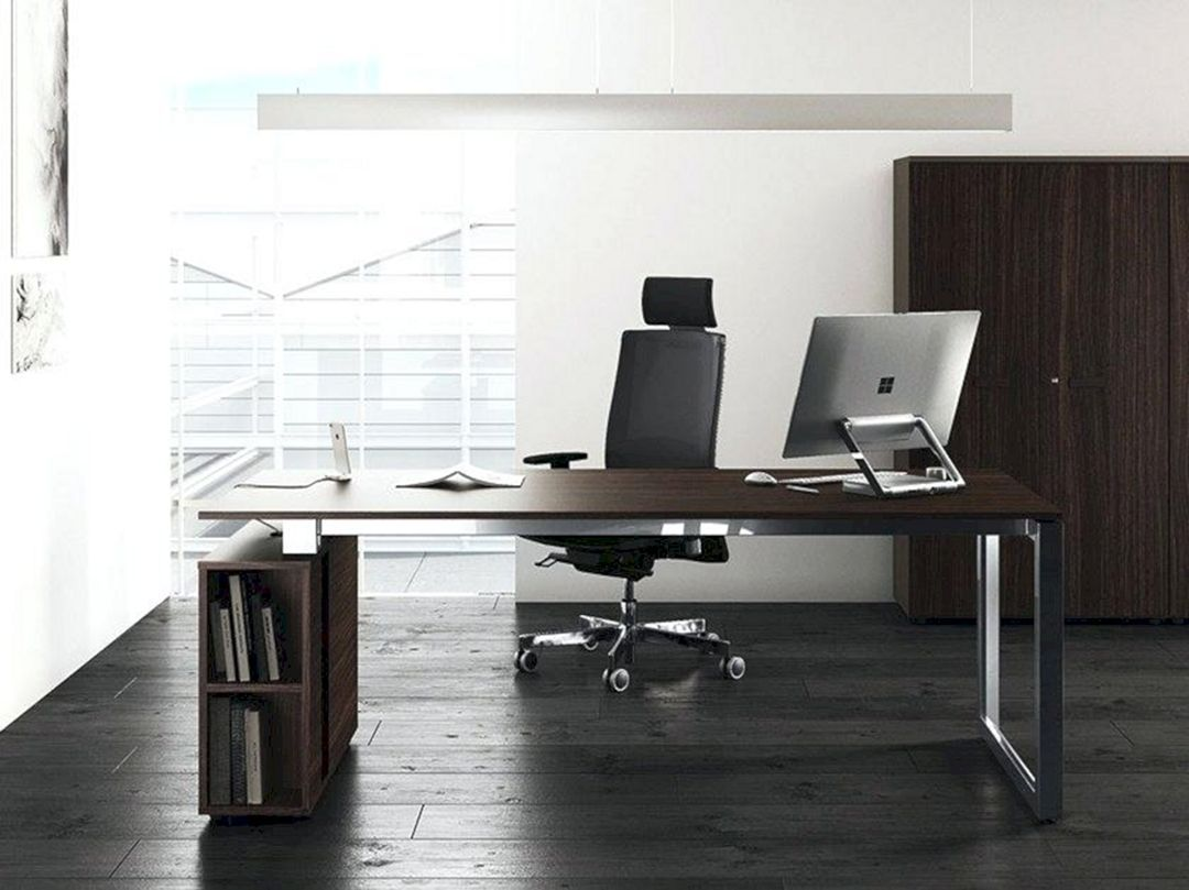 20 Incredible Home Office Desk Ideas For Best Furniture Best Home Office Desk Office Desk Small Office Design