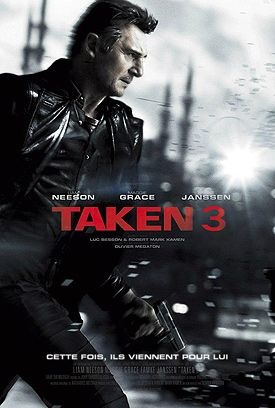 FREE Advanced Screening Tickets to Taken 3 Movie! (Select States)