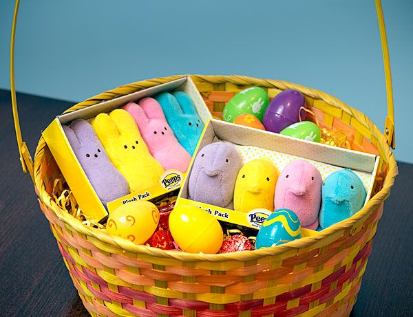 Plush peeps gift set sugar and gluten free because theyre plush peeps gift set sugar and gluten free because theyre stuffed animals easter basket ideaseaster negle Image collections