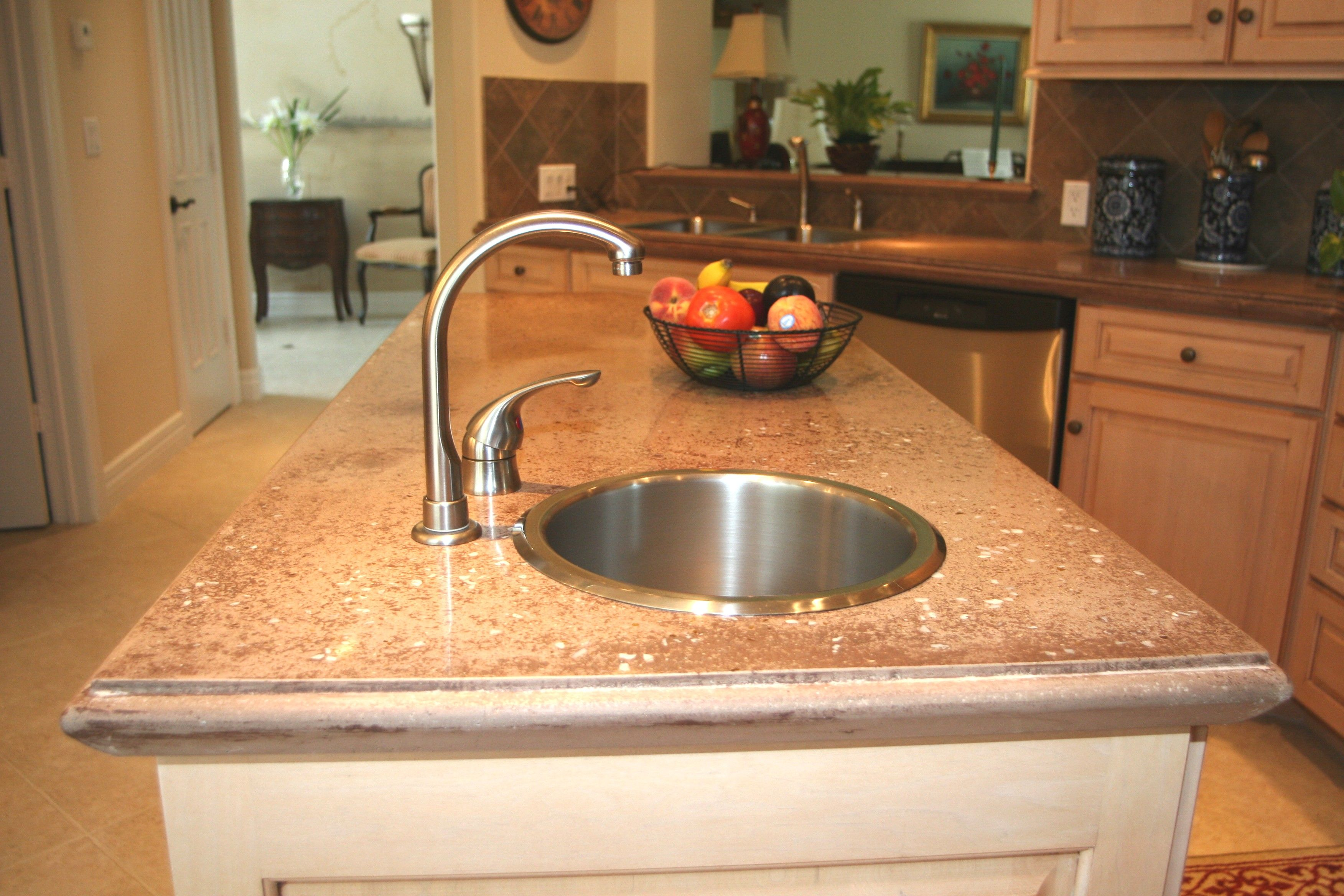 DIY concrete countertops. Easy and affordable, too ...