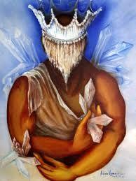 É o Orixá que exerce todo o conhecimento e a sabedoria em relação ao destino de todos os seres humanos. Oxalá é o mais respeitado Orixá nas Nações africanas