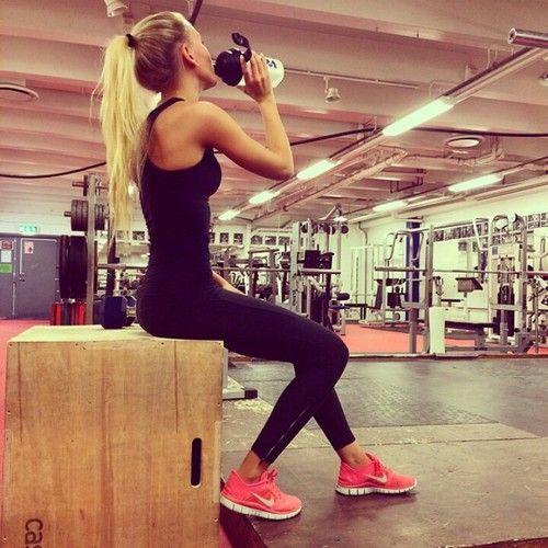 nike mujer gym