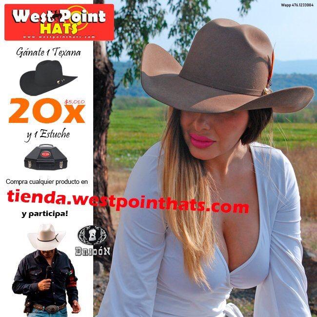 felizjueves  texanas y  sombreros  westpointhats  bridon Últimos ... c91d6feea984