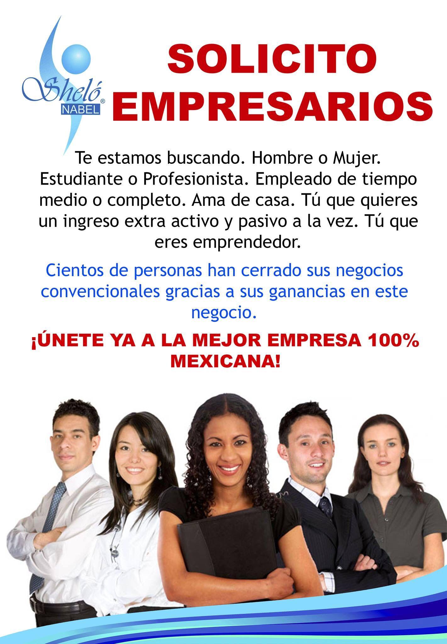 Infórmate aquí. O en el siguiente e-mail: isaioriginal@live.com.mx