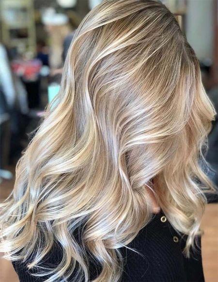 bronde hårfarve