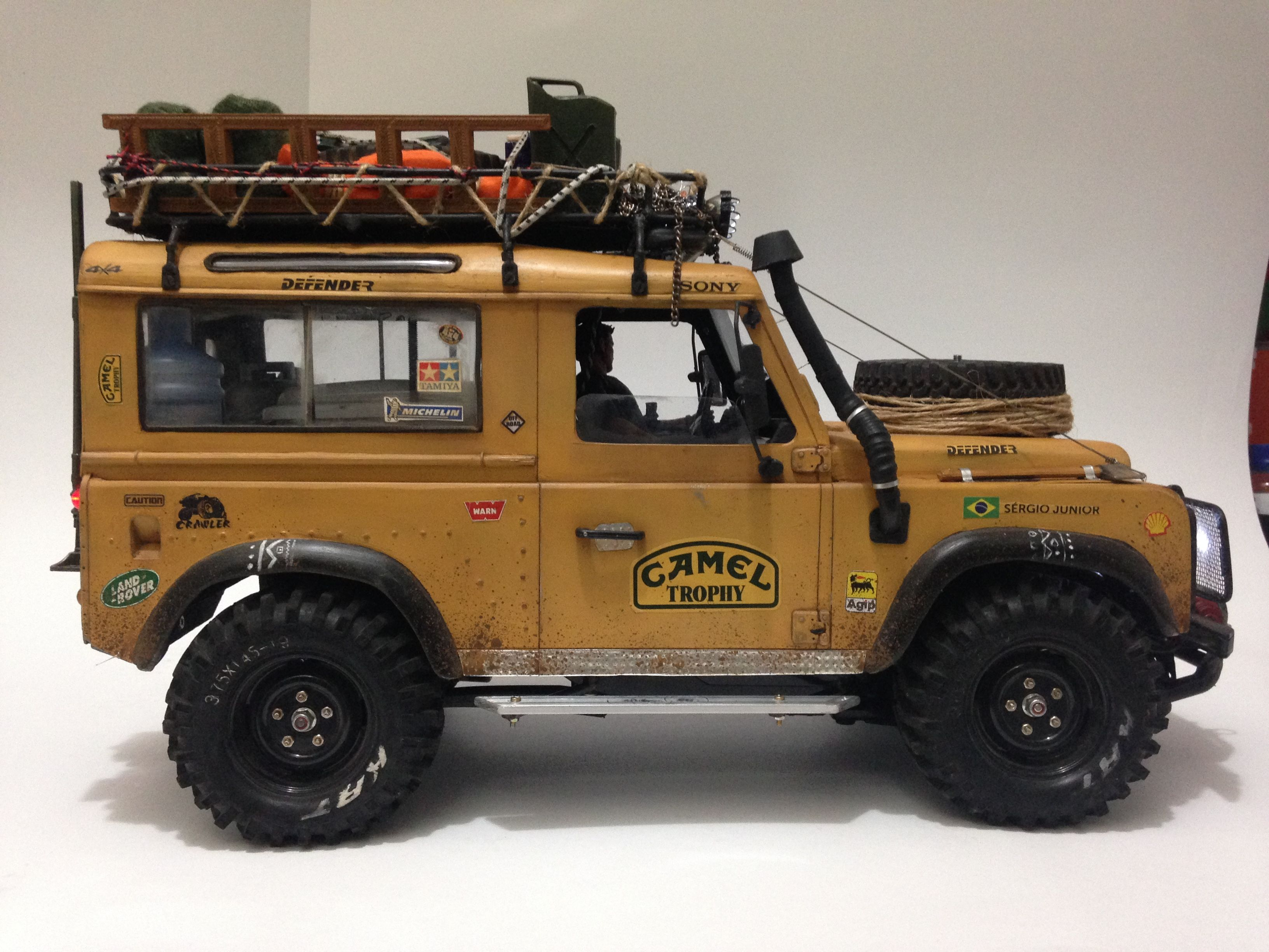 land rover camel trophy cc01 tamiya rc crawler rcs. Black Bedroom Furniture Sets. Home Design Ideas