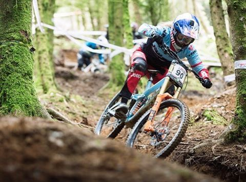 National Champs Practice Today Revolutionbp Revolution Bike Park Llangynog Mid Wales Rad Track So Tight Twisty Pure British Come Watch The Race