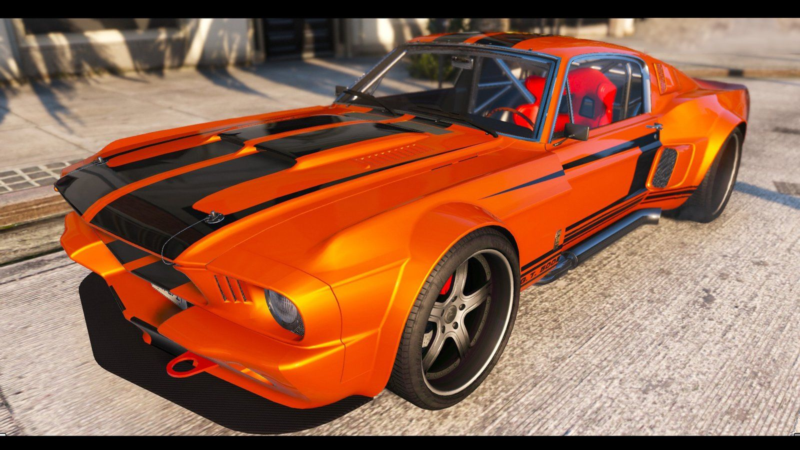 1967 ford mustang super snake shelby gt500 elanore shelby mustang gt500 1967 hq supertuning vehicules pour gta v sur