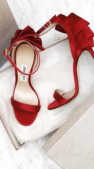 1939f082883 Jimmy Choo | red bottoms only in 2019 | Shoes, Heels, Dream shoes