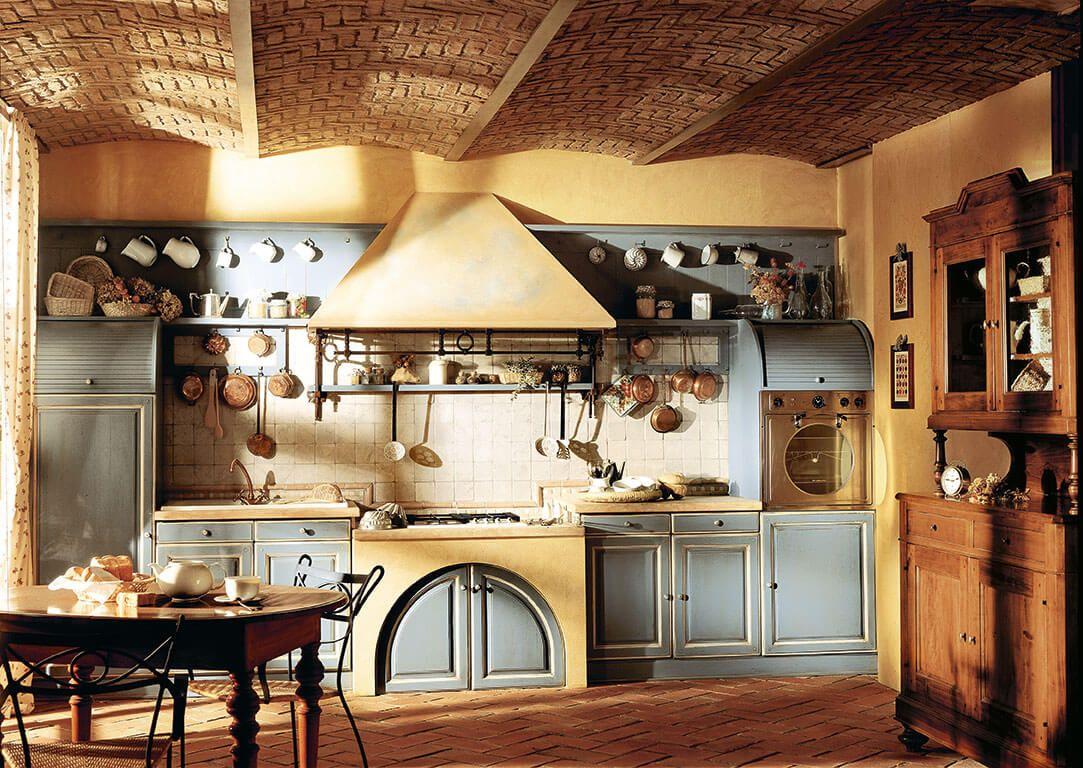 landhausküche doria | küchen | pinterest - Landhauskchen Mediterran