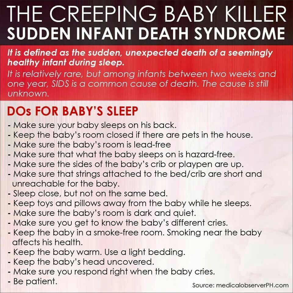 """the features of the sudden infant death syndrome Free essay: sudden infant death syndrome (sids) many questions about the causes of sudden infant death syndrome (sids), also known as """"crib death,"""" are still."""