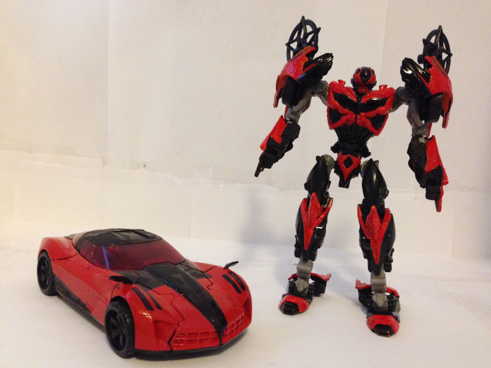 Age of Extinction Stinger | Transformers Customs ...