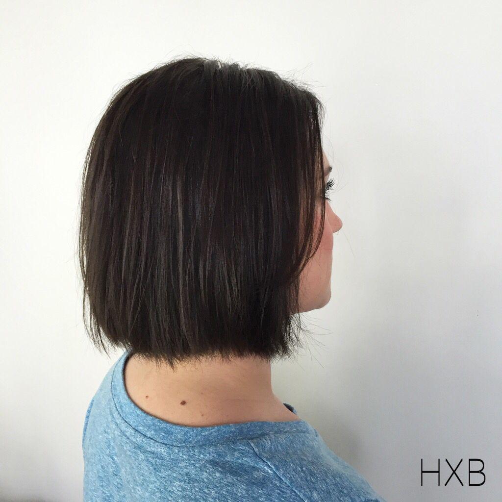 Razor cut short hair undercut hairxbrittany hair cut