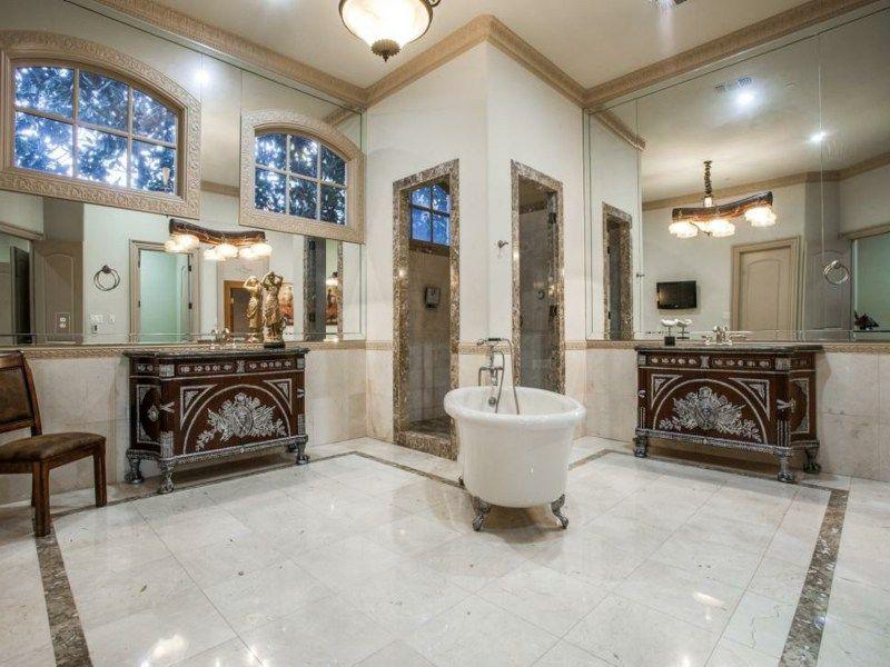 Badgestaltung im Vintage Stil Country houses and House - badezimmer design badgestaltung
