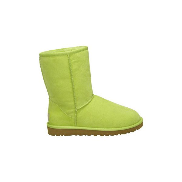 UGG Australia Women's Classic Short Boots in Fern and other apparel, accessories and trends. Browse and shop 21 related looks.