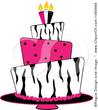 30 Birthday Cake Clip Art Ideas Birthday Cake Clip Art