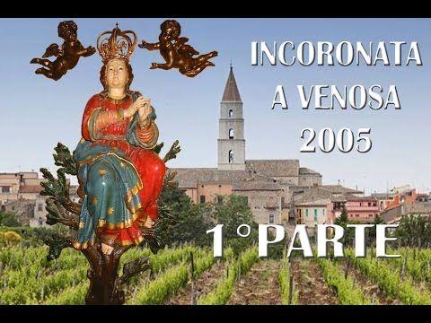 1/4 - L'incoronata a Venosa - La caldarella di Strazzacappa (1 parte) - YouTube