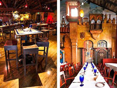 Cafe Sevilla Restaurant And Tapas Bar Riverside Wedding Venues