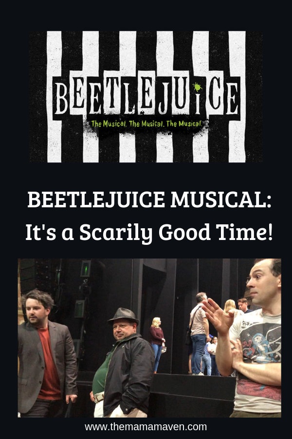 Beetlejuice Musical On Broadway It S A Scarily Good Time Ad Beetlejuicebway Beetlejuicebway Musicals Nyc Broadw Beetlejuice Broadway Musicals Musicals