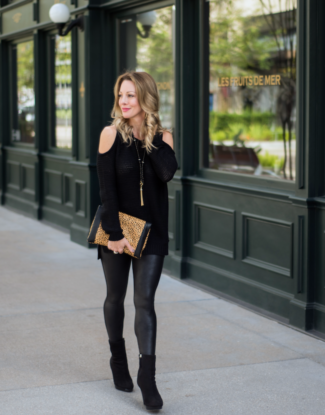 1bd3320581dcc Faux Leather Spanx Leggings | Fashion: Hot Looks | Spanx faux ...
