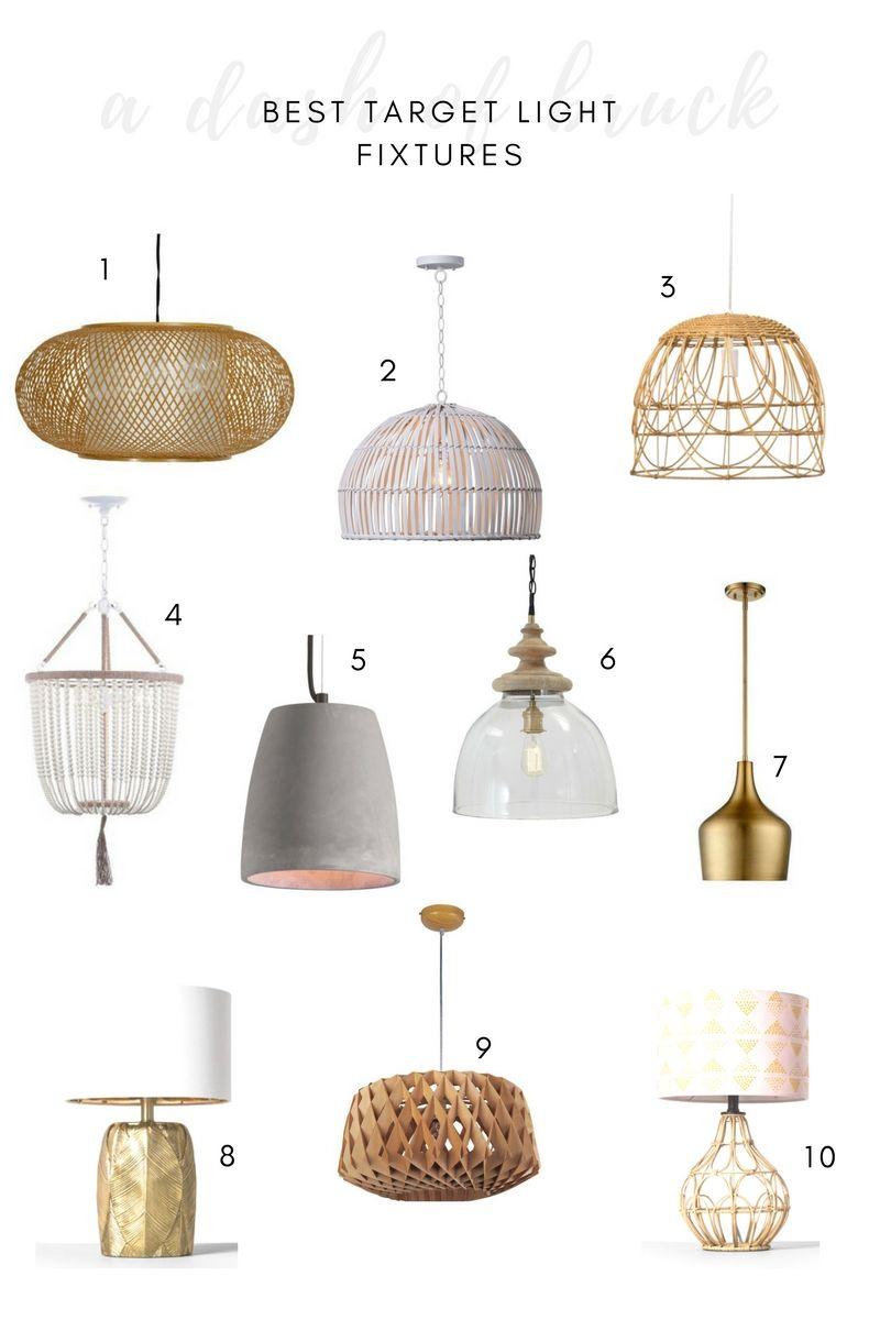Best Target Light Fixtures in 12  Bedroom light fixtures