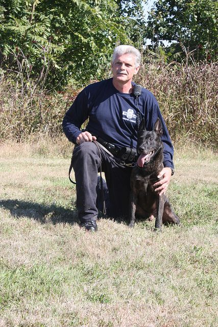 Officer Dave Edwards, Canine Section, and the late Canine Barry have been awarded the National Police Canine Association 2011 Patrol Case of the Year, besting other canine teams nationwide. Officer Edwards will receive an all-expenses-paid trip to the National Police Canine Training Seminar from October 8-12 in Lee County, Florida, to accept the national award.