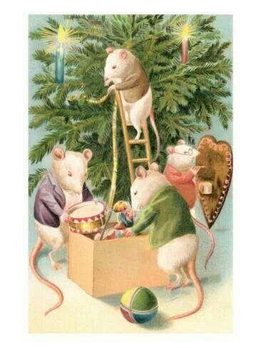 Happy Rattie Holidays