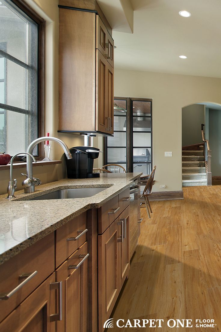 Kitchen Carpeting Flooring Vinyl Flooring Is Beautiful Affordable And Durable Available At