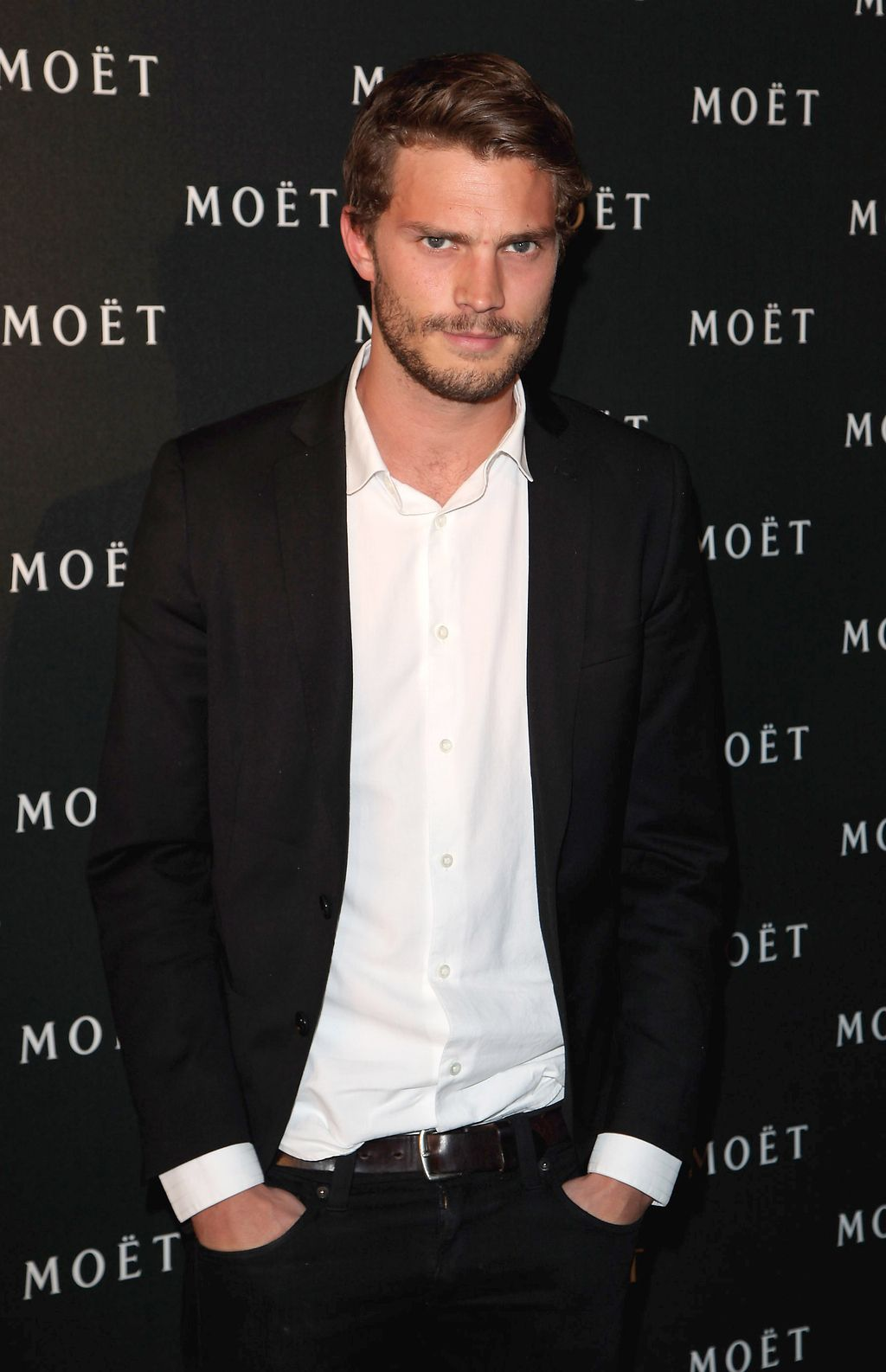 """<b>The insanely hot Irish actor has <a href=""""http://www.buzzfeed.com/adambvary/jamie-dornan-christian-grey-fifty-shades-of-grey"""">reportedly</a> landed the role and he'll make you forget that Charlie Hunnam ever existed.</b>"""