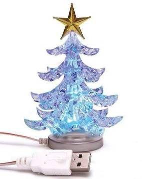 Arbolito de Navidad USB