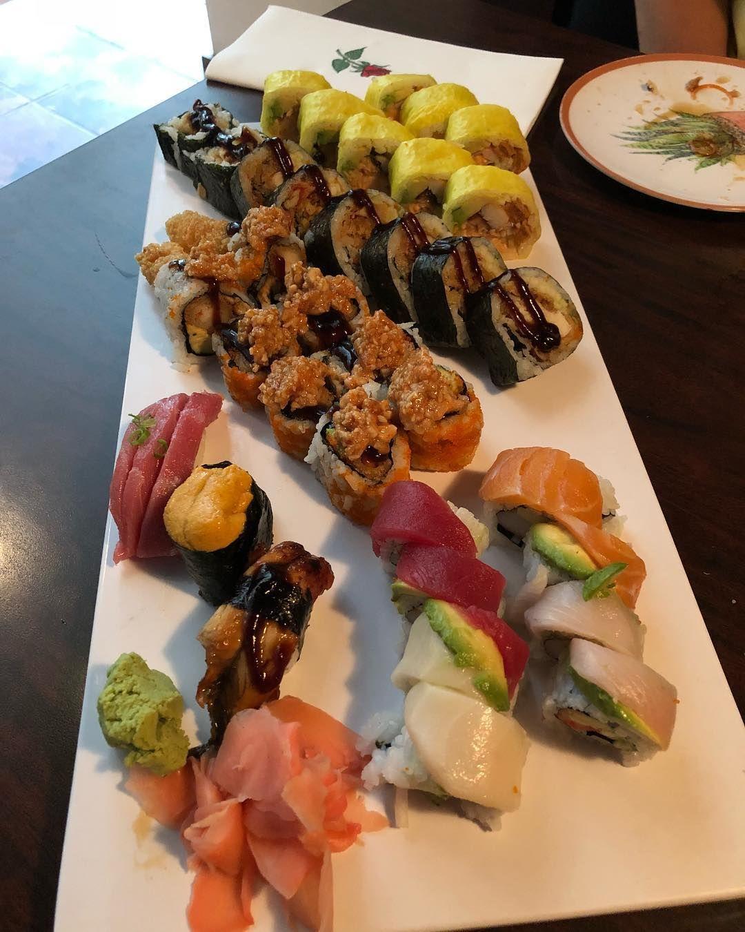 Banbu Porn finally some #food #whynot #sushi #yum #foodporn