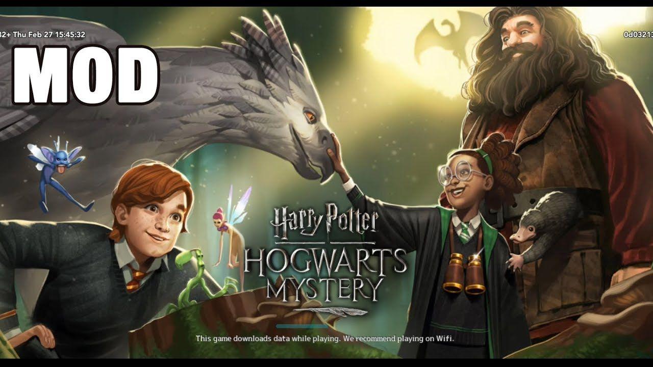Harry potter hogwarts mystery mod apk 2020 trong 2020