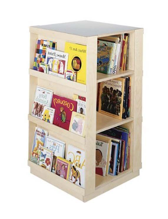 Book Shelf Ideas Fo Kids