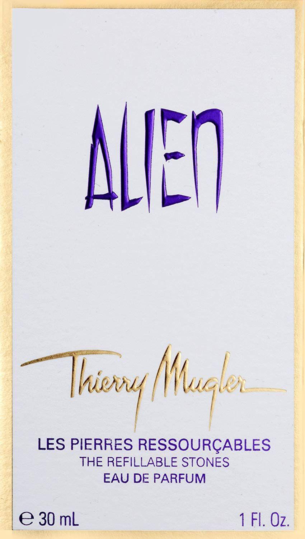 Amazoncom Thierry Mugler Alien Eau De Parfum Spray 10 Oz 30 Ml