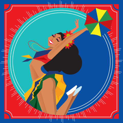 Personagens Do Carnaval De Pernambuco Mooz Carnaval De Pernambuco Carnaval Desenhos De Carnaval