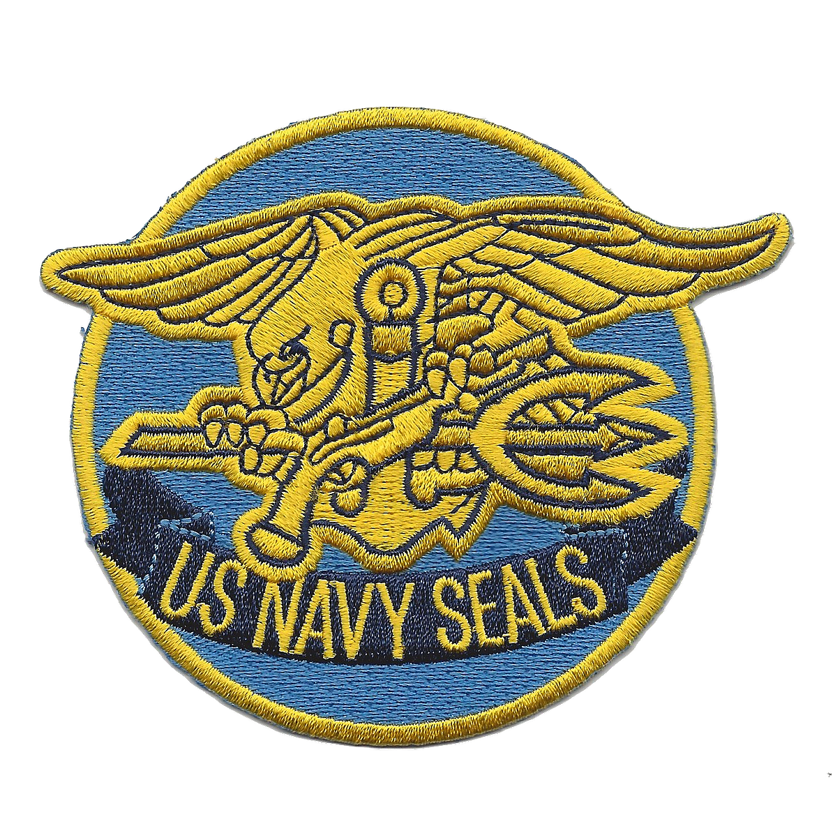 Us Navy Seals With Badge Patch The Roots Of The Navy Seal Go Back To