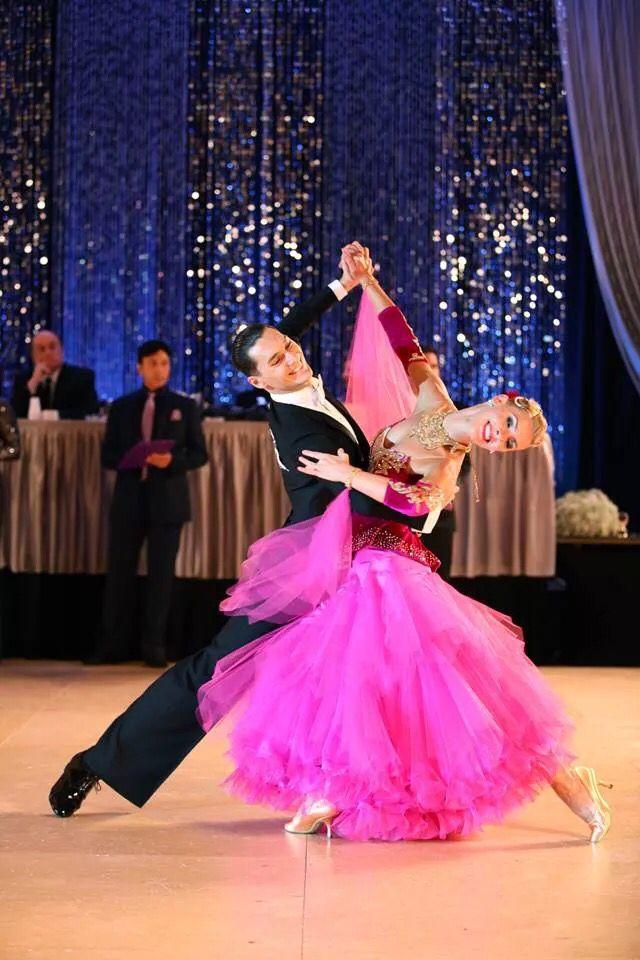 Stunning ballroom dance pose #ballroom #dancing http://marshere.com ...
