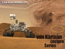 Join us in person at JPL,  or virtually via the Internet, on April 12 for a public talk about Gale Crater,  landing site of NASA's next Mars rover.