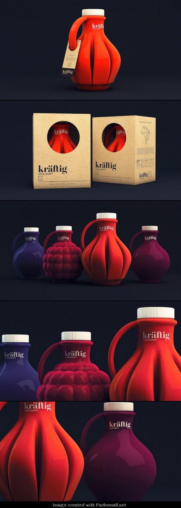 Kraftig By Isabela Rodrigues Creative Packaging Design Packaging Design Inspiration Packaging Inspiration